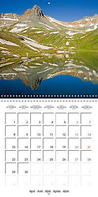 Angling - water, solitude and nature (Wall Calendar 2019 300 × 300 mm Square) - Produktdetailbild 4