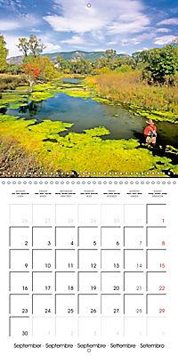 Angling - water, solitude and nature (Wall Calendar 2019 300 × 300 mm Square) - Produktdetailbild 9