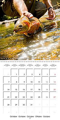 Angling - water, solitude and nature (Wall Calendar 2019 300 × 300 mm Square) - Produktdetailbild 10
