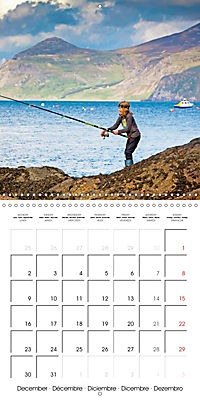 Angling - water, solitude and nature (Wall Calendar 2019 300 × 300 mm Square) - Produktdetailbild 12