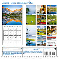 Angling - water, solitude and nature (Wall Calendar 2019 300 × 300 mm Square) - Produktdetailbild 13