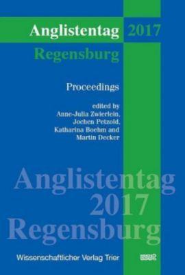 Anglistentag 2017 Regensburg