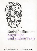 Ango laina und andere Texte - Rudolf Blümner pdf epub