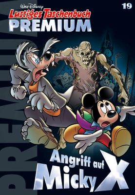 Angriff auf Micky X, Walt Disney