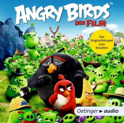 Angry Birds, Audio-CD, Angry Birds