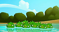Angry Birds Toons - Season 1, Volume 2 - Produktdetailbild 7