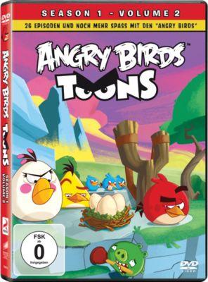 Angry Birds Toons - Season 1, Volume 2