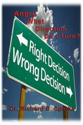 Angry: What Direction Do I Turn?, Richard Sparks