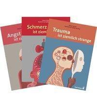 Angst ist ziemlich strange / Trauma ist ziemlich strange / Schmerz ist ziemlich strange, 3 Bde. - Steve Haines |