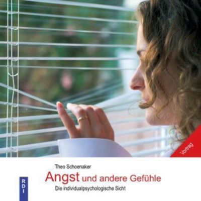 Angst und andere Gefühle, 1 Audio-CD, Theo Schoenaker