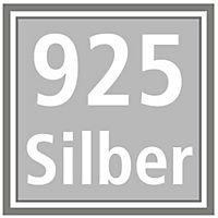 """Anhänger """"Erina"""", 925er Silber mit Kette, 42 cm - Produktdetailbild 2"""