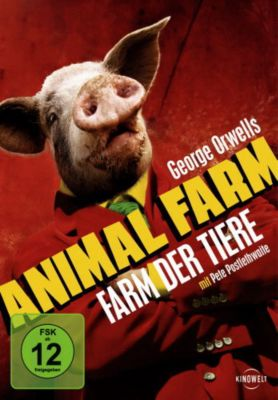Animal Farm - Farm der Tiere, George Orwell