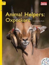 Animal Helpers, Amy Houts
