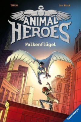 Animal Heroes - Falkenflügel, Thilo