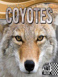 Animal Icons: Coyotes, Sheila Griffin Llanas