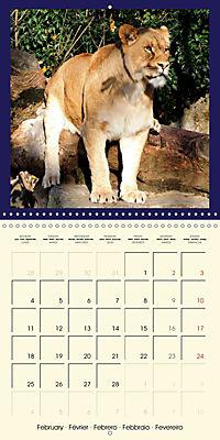 Animal nature (Wall Calendar 2019 300 × 300 mm Square) - Produktdetailbild 2