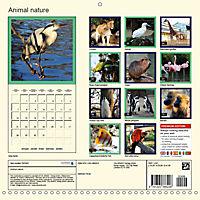 Animal nature (Wall Calendar 2019 300 × 300 mm Square) - Produktdetailbild 13