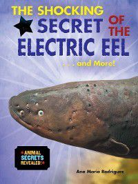 Animal Secrets Revealed!: The Shocking Secret of the Electric Eel... and More!, Ana María Rodríguez
