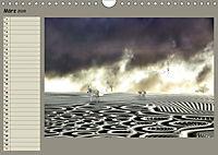 Animalische Absurditäten mit Planer (Wandkalender 2019 DIN A4 quer) - Produktdetailbild 3