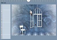 Animalische Absurditäten mit Planer (Wandkalender 2019 DIN A4 quer) - Produktdetailbild 7