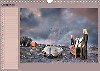 Animalische Absurditäten mit Planer (Wandkalender 2019 DIN A4 quer) - Produktdetailbild 10