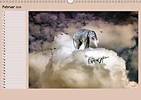 Animalische Absurditäten mit Planer (Wandkalender 2019 DIN A3 quer) - Produktdetailbild 2