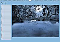 Animalische Absurditäten mit Planer (Wandkalender 2019 DIN A3 quer) - Produktdetailbild 4