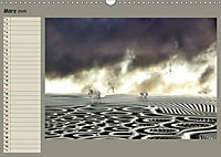 Animalische Absurditäten mit Planer (Wandkalender 2019 DIN A3 quer) - Produktdetailbild 3