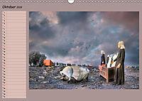 Animalische Absurditäten mit Planer (Wandkalender 2019 DIN A3 quer) - Produktdetailbild 10