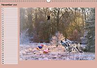 Animalische Absurditäten mit Planer (Wandkalender 2019 DIN A3 quer) - Produktdetailbild 11