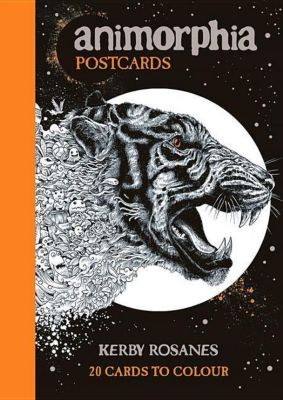 Animorphia Postcards, Kerby Rosanes