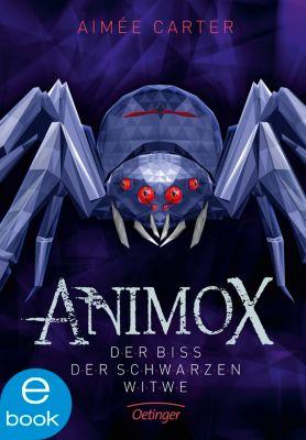 Animox: Animox. Der Biss der Schwarzen Witwe, Aimee Carter