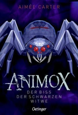 Animox. Der Biss der Schwarzen Witwe, Aimée Carter