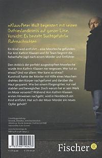 Ann Kathrin Klaasen Band 7: Ostfriesenmoor - Produktdetailbild 1