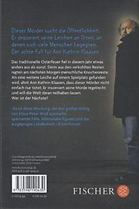 Ann Kathrin Klaasen Band 8: Ostfriesenfeuer - Produktdetailbild 1