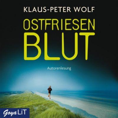 Ann Kathrin Klaasen: Ostfriesenblut, Klaus-Peter Wolf