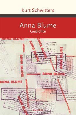 Anna Blume - Kurt Schwitters |