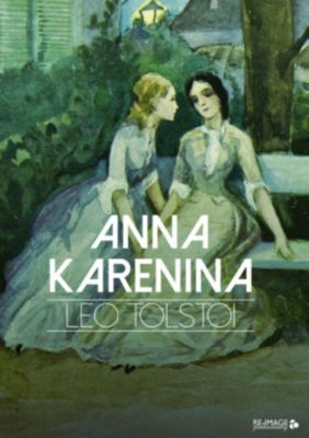 Anna Karenina, Leo Tolstoi