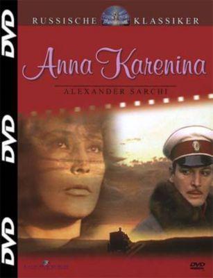 Anna Karenina, DVD, Diverse Interpreten
