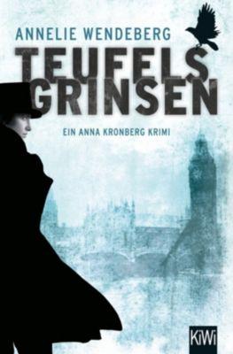 Anna Kronberg & Sherlock Holmes Band 1: Teufelsgrinsen, Annelie Wendeberg