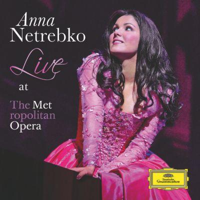 Anna live at the Metropolitan Opera, Anna Netrebko, Metropolitan Opera Orchestra