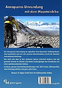 Annapurna-Umrundung mit dem Mountainbike - Produktdetailbild 1