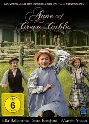 Anne auf Green Gables (2015) - Teil 2, Martin Sheen, Ella Ballentine