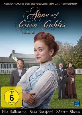 Anne auf Green Gables (2015) - Teil 3, Ella Ballentine, Martin Sheen