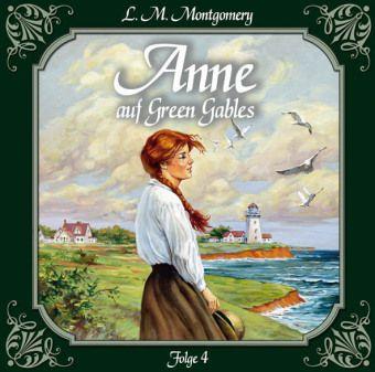 Anne auf Green Gables - Ein Abschied und ein Anfang, Audio-CD, Lucy Maud Montgomery