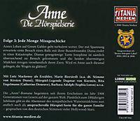 Anne auf Green Gables - Jede Menge Missgeschicke, Audio-CD - Produktdetailbild 1