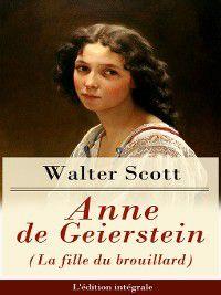 Anne de Geierstein, Walter Scott