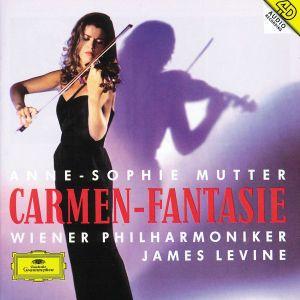 Anne-Sophie Mutter - Carmen-Fantasie, Anne-Sophie Mutter, James Levine, Wp