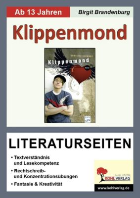 Annelies Schwarz 'Klippenmond', Literaturseiten, Birgit Brandenburg