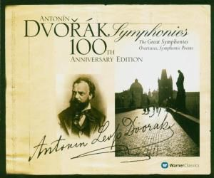 Anniv.Ed.:Sinfonien/Ouvert./+, Diverse Interpreten